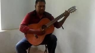 Flamenco Guitar- Mother's Dream Guitar Cover