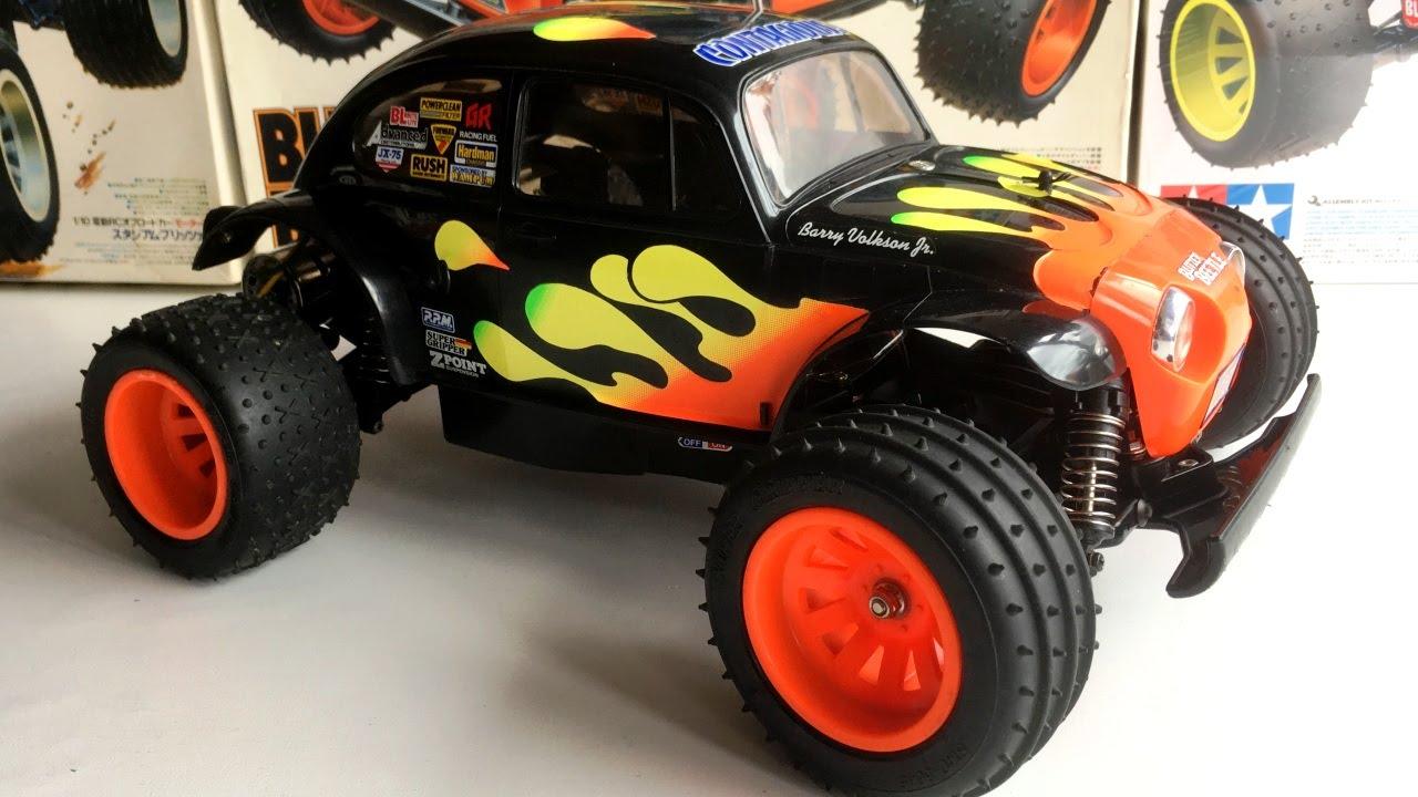 Tamiya Falcon Stadium Trucks 2 1993 Blitzer Beetle