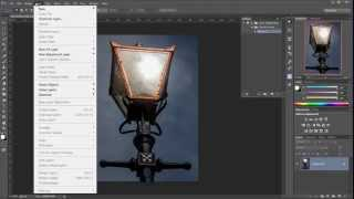 Photoshop Quick Tip Button Mode and Menu Items for Actions