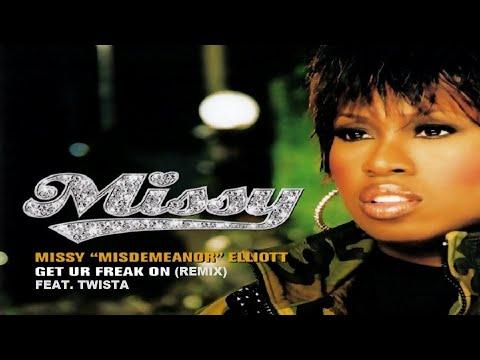 Missy Elliott ft. Twista - Get Ur Freak On(Remix)