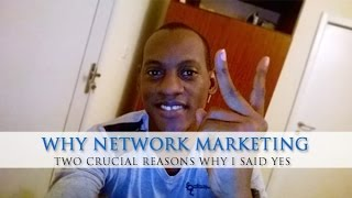 Gambar cover Why Network Marketing?