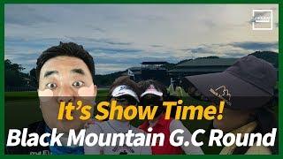 태국골프여행 블랙마운틴 골프클럽에서 펼쳐진 쇼타임 It…