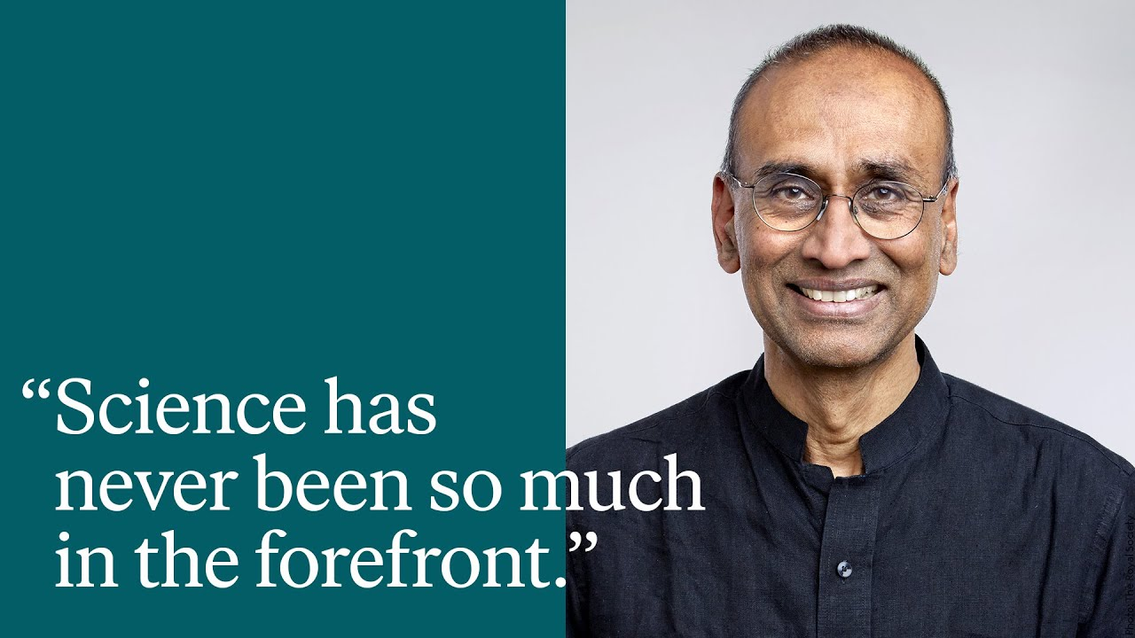 Download Interview and Q&A with Venki Ramakrishnan