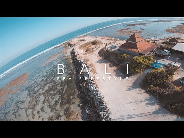 Bali FPV Freestyle (BIGGEST STATUE IN THE WORLD! 😱🤯)