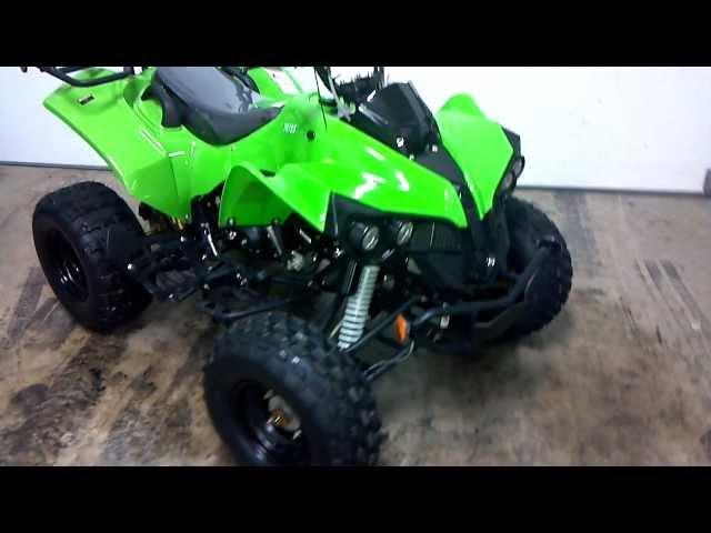 125CC BMS SPORT ATV WITH REVERSE *KELLEY MOTORSPORTS LLC