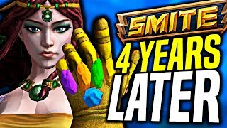 SMITE - 4 Years Later