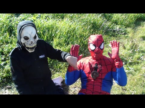 spider-man-fight-scene-epic-battle-monster-he's-pooping-pdk-films-netflix-ltt-films-superheroes