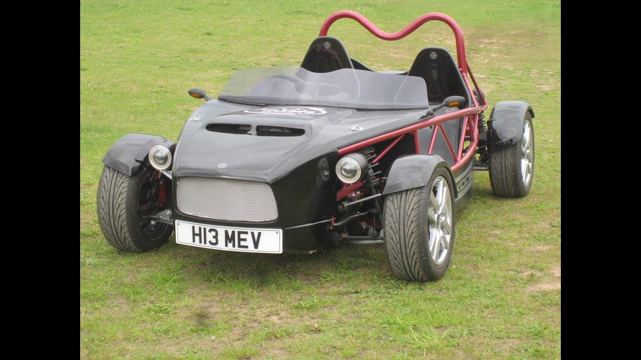 Mev Exocet Kit Car Youtube