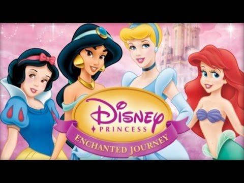 Disney Princesas: Un Viaje Encantado (Juego Completo en Español)