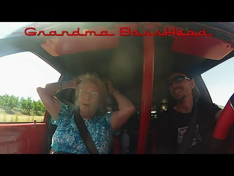 Grandma Bass Head