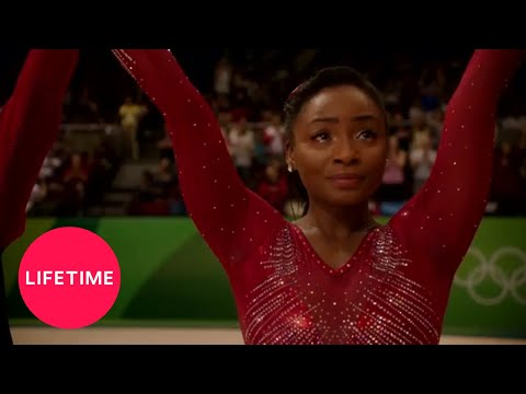 The Simone Biles Story: Courage to Soar   Trailer
