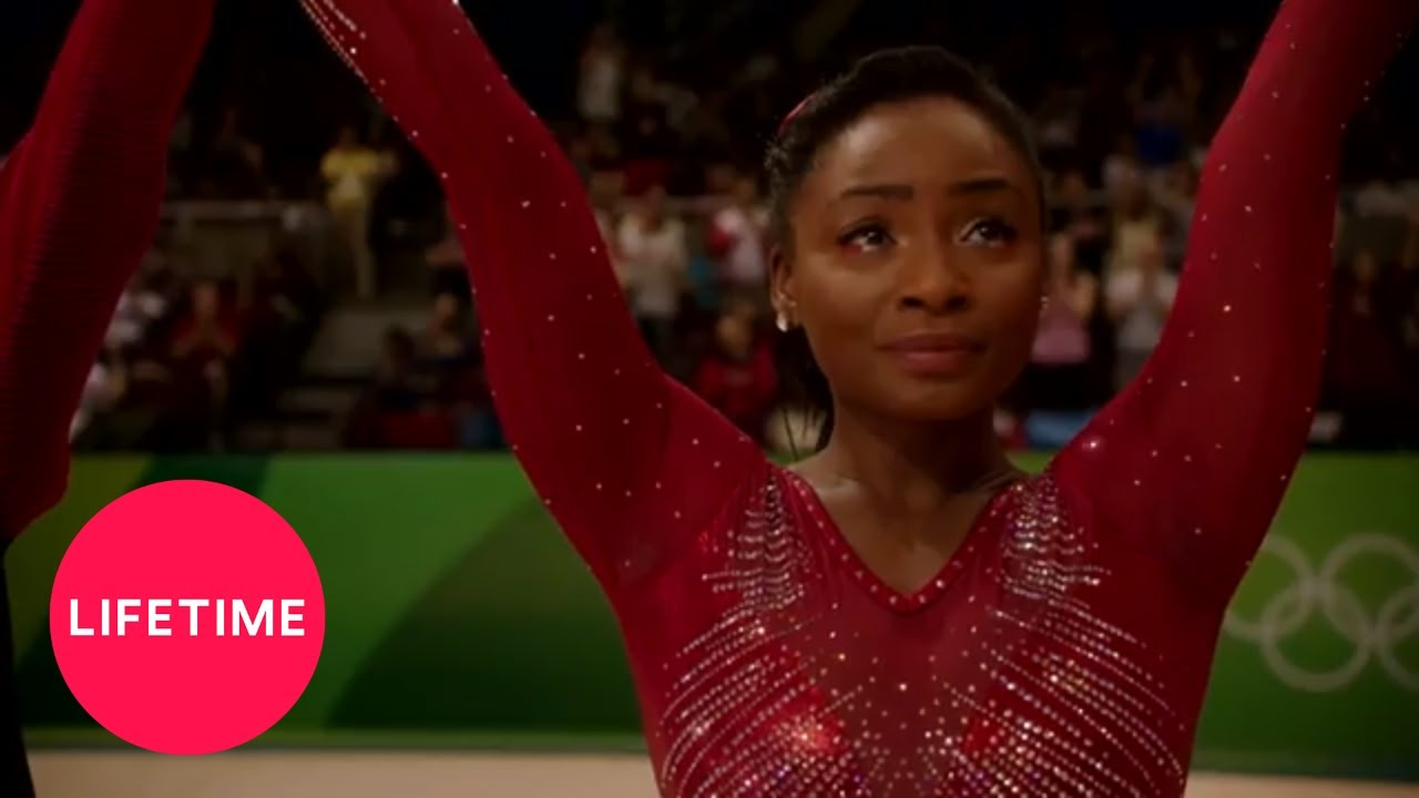 The Simone Biles Story Courage To Soar Official Trailer Youtube