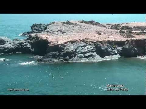 Marine area Cabo de Palos, Spain