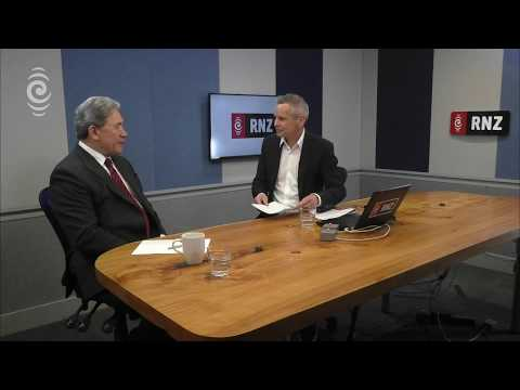 LIVE STREAM: Election 2017 Leader Interview - Winston Peters