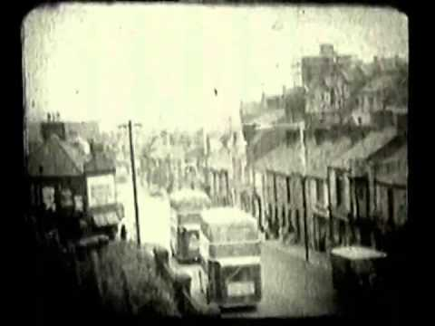 Swansea's Carmarthen Road 1963