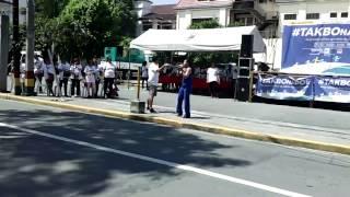 May Bagong Umaga (Live) - Bayang Barrios @ TakboNaPoe