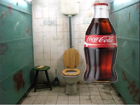 how to use coke to clean a dirty toilet youtube. Black Bedroom Furniture Sets. Home Design Ideas