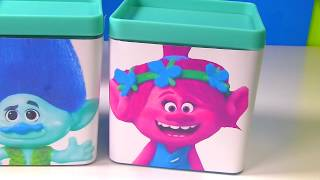 H Trolls Movie Poppy Branch Disk Drop Game