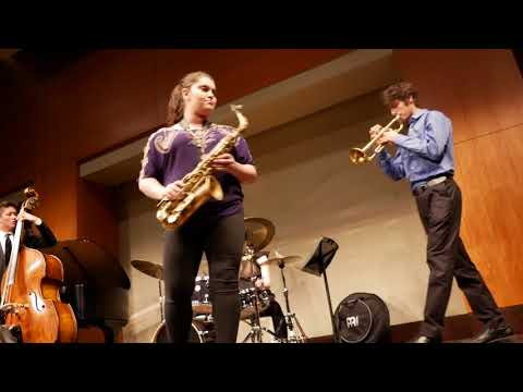 Manhattan School of Music - Pre-College Jazz 2018 - Body and Soul