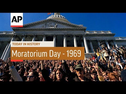 Moratorium Day - 1969 | Today In History | 15 Oct 17