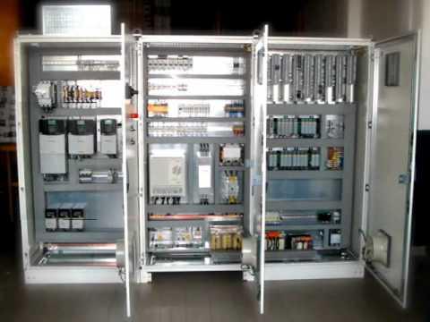 Quadri elettrici industriali - Automazione industriale