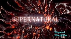 Supernatural S1 -15 ALL Title Cards/Opening Credits/Alternate Intros & Special Extras