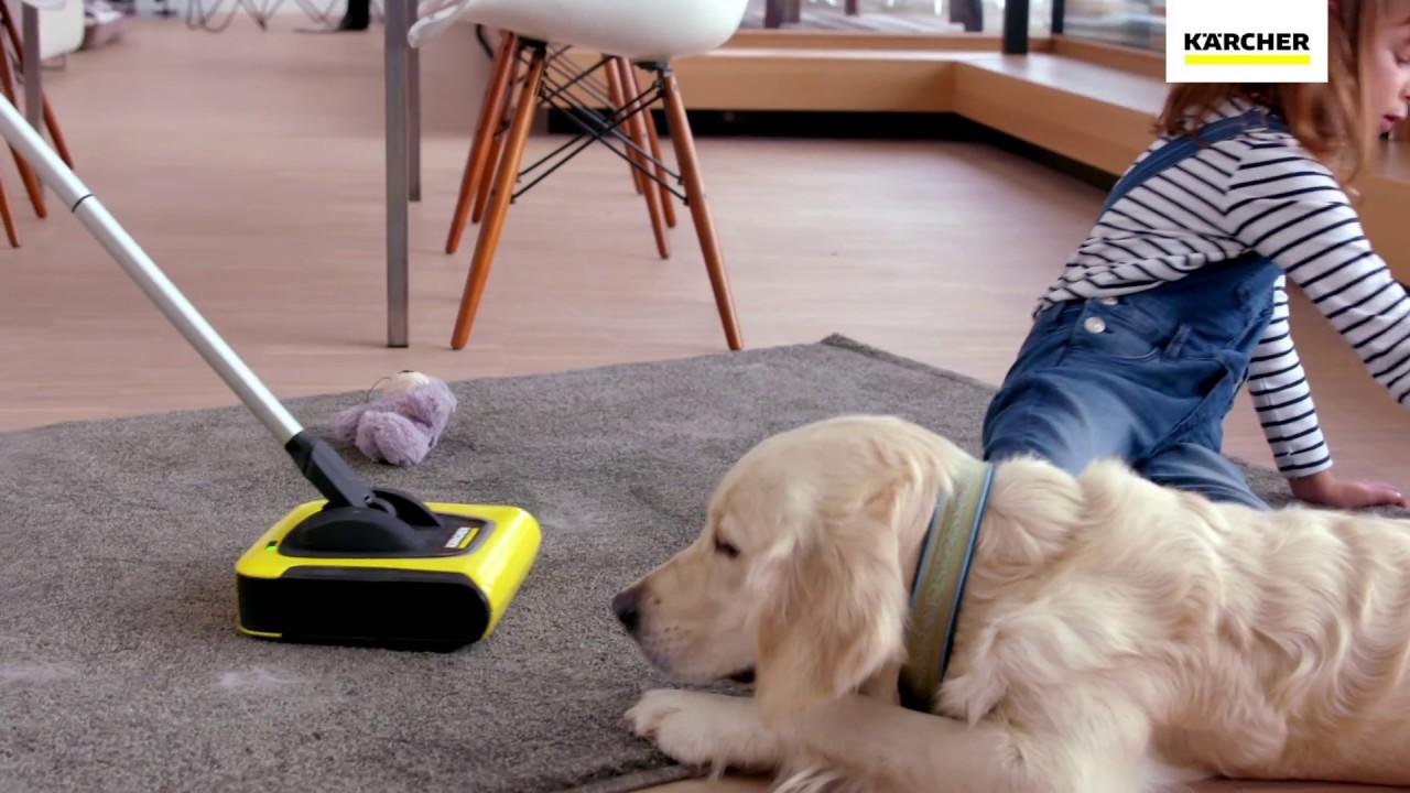 k rcher akku besen kb 5 gelb schneller zur hand als. Black Bedroom Furniture Sets. Home Design Ideas