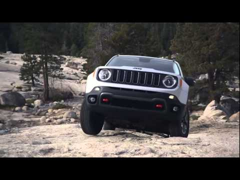 All new 2015 jeep renegade tales of the trailhawk wheels for Southern maine motors saco maine