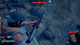 Days Gone   Patjens Lakes HordeEXTREME STEALTH   Highest Structure In Days Gone