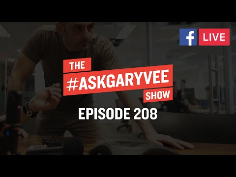 Handling Business Competition & Influencer Marketing Tips | #AskGaryVee Episode 208