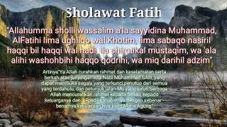 Gambar cover Masya Allah!!!  Sholawat Fatih merdu bikin menagis karena rindu Kepada Nabi Muhammad SAW