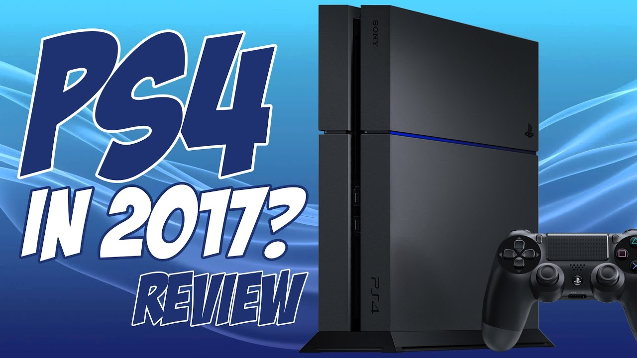 PS4 in 2017? REVIEW (Worth buying?) - YouTube