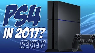 PS4 in 2017 REVIEW Worth buying