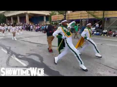 Kentucky State Marching Band - Circle Classic Parade