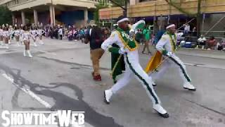 Kentucky State Marching Band  Circle Classic Parade 2019