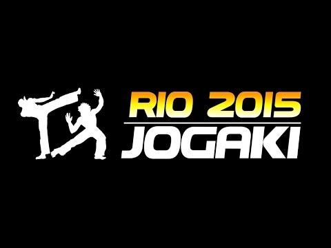 JOGAKI CAPOEIRA PARIS - RIO 2015, Le Voyage Au Brésil