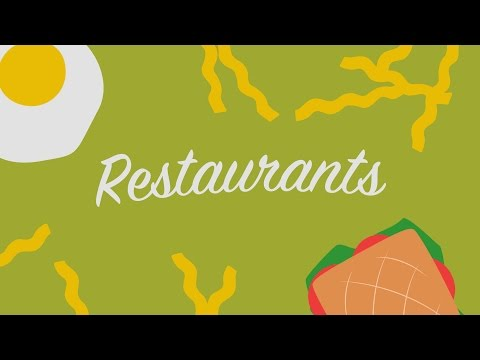 Recommended Restaurants in The Hague