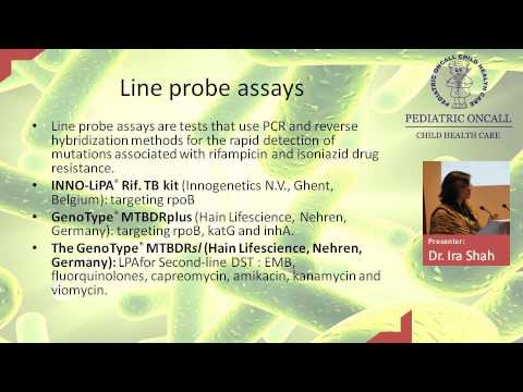 Pathogenesis of TB and MDRTB