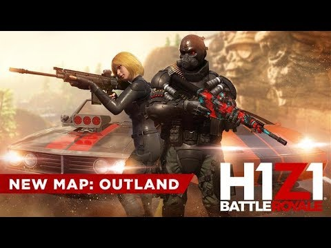 H1Z1: Battle Royale | New Map - Outland | Trailer