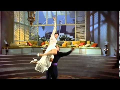 Cyd Charisse w/ James Mitchell (1954) Deep In My Heart [One Alone]