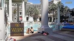 Walking thru Caesars Palace Las Vegas