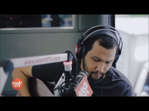 Johnoy Danao Performs Ikaw At Ako LIVE On Wish 107.5 Bus