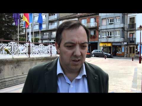 ALEJANDRO VEGA ALCALDE VILLAVICIOSA DECLARACIONES PRIMERA REUNION MARISCADORES 2015