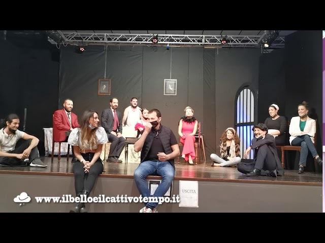 Sei personaggi in cerca d'attore - Teatro degli Eroi