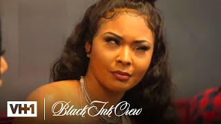 Kitty Is Fed Up w/ Ceaser's Baby Mama! | Black Ink Crew