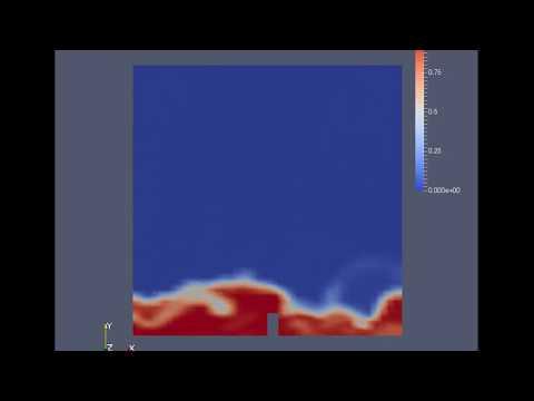 Download Multiphase Dam Break In Cfd Openfoam By Totalsim MP3, MKV