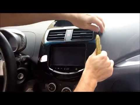 GM-K PRG - BACKUP CAMERA AND VIDEO INPUT FOR 2013 & UP CHEVY SPARK, SONIC AND TRAX