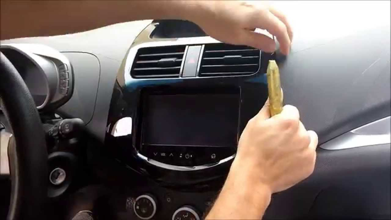 GMK PRG  BACKUP CAMERA AND VIDEO INPUT FOR 2013 & UP CHEVY SPARK, SONIC AND TRAX  YouTube