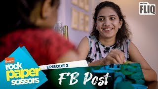 Eastern Rock Paper Scissors | S01 Ep3 | FB Post | Karikku Fliq | Mini Webseries