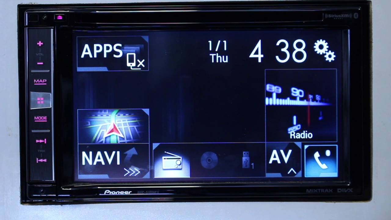 How To Do The Video Bypass On A Pioneer Avic 52006200 Nex Youtube. How To Do The Video Bypass On A Pioneer Avic 52006200 Nex. Wiring. Wiring Diagram Pioneer Avh 5200 Video At Scoala.co